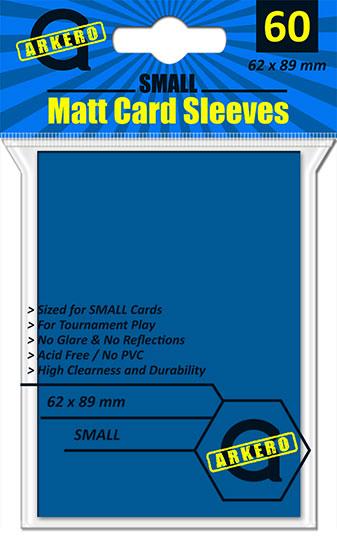 Arkero-G Kartenhüllen YUGIOH japanische GRÖßE Soft Sleeves Hüllen Schutzhüllen